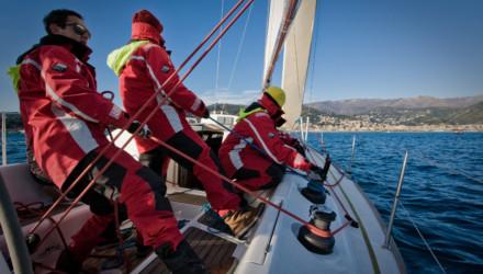 Trasferimento in barca a vela dal 29 luglio al 5 agotsto