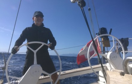 Skipper Outside
