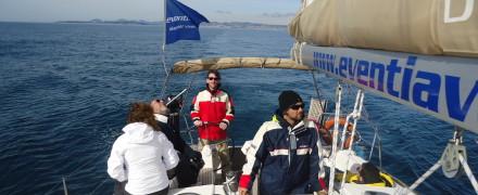 Ottobre 2016 – Corso Primi passi a vela